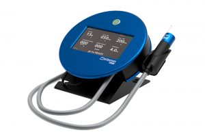 laser azul milesman simulador